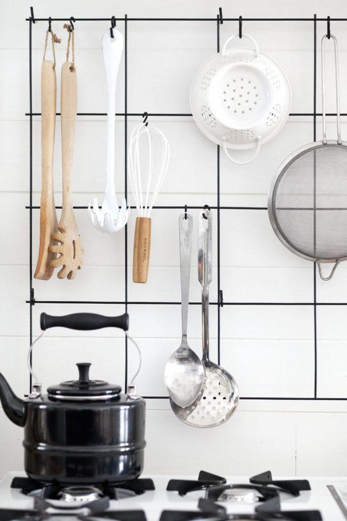Полезная организация пространства кухни: интересные идеи и реализация